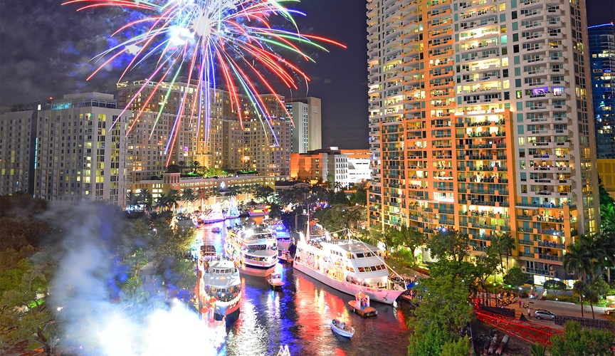 Where to Watch the Winterfest Boat Parade