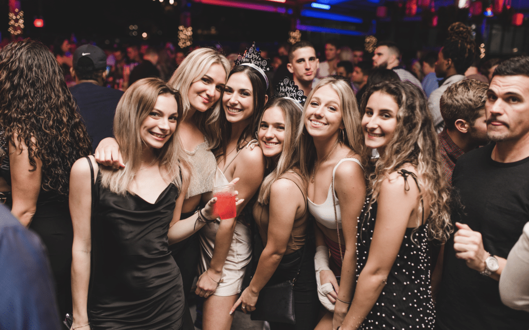The Ten Best 2019 New Year's Eve Parties in South Florida