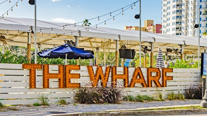 The Wharf Fort Lauderdale, a pop-up dining space, coming to Las Olas Riverfront this fall